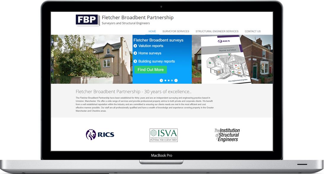 Chartered surveyor website